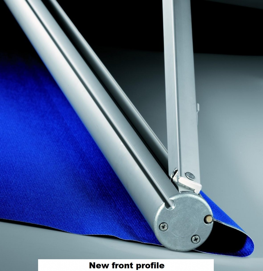 Caravan awnings - extra space - The Camping and Caravanning Club